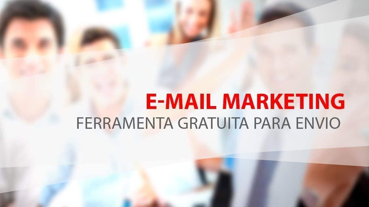 Email marketing gratuito