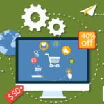 E-commerce web site é possível ganhar dinheiro?