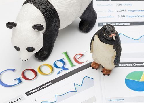 google-panda-pinguim