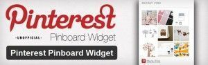 Pinterest-Pinboard-Widget