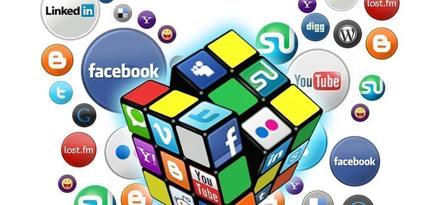 Mídias sociais construindo backlinks