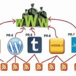Backlinks profile em sites de autoridade