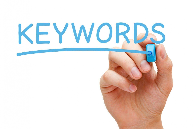 Como obter palavras chave mais precisas para o meu blog