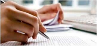 escrevendo conteudo de qualidade