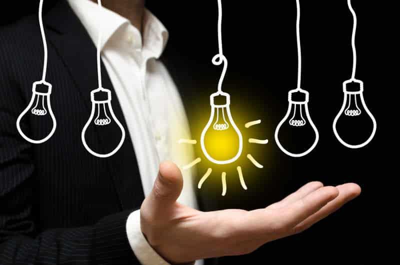 ideias para novos artigos