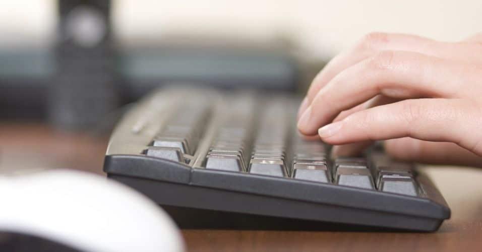 teclado blogueiro