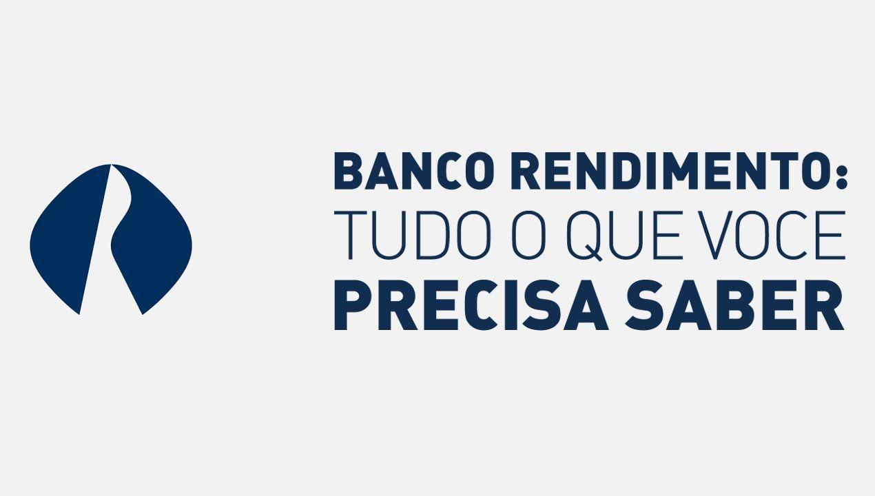 Banco Rendimento Online: Pagamento Adsense em Dia