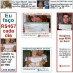 Google Me Paga R$300 Por Hora – Mãe Ganha R$16.000 Por Mês! MENTIRA