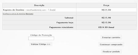 comprando dominio superdominios org