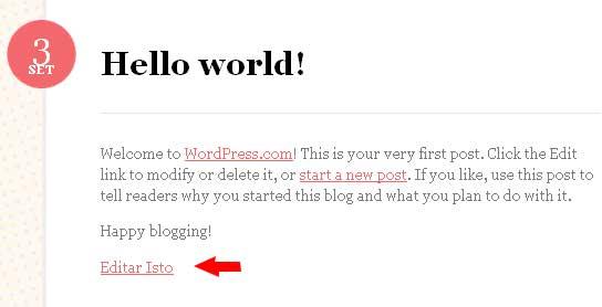 editar post wordpress