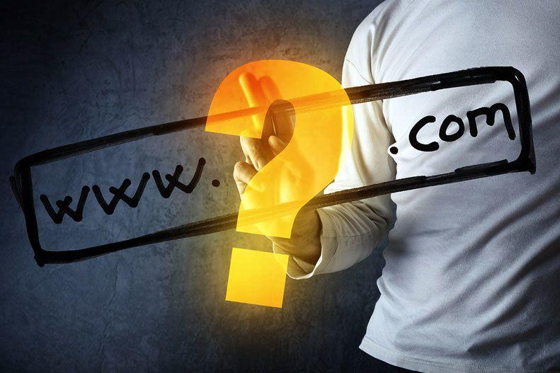 Por que registrar um domínio diretamente sem intermediários
