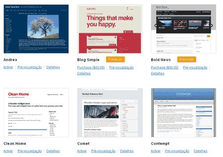 templates gratis blog