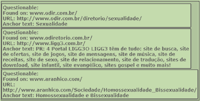 verifica links site 2