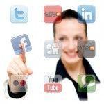redes sociais qual investir