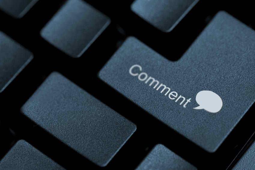 Como Melhorar Sua Presença Na Internet Através dos Comentários