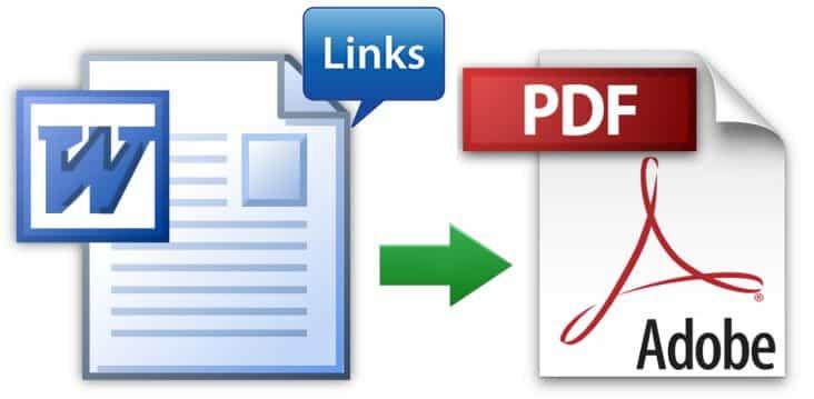 Como Converter Word para PDF Mantendo os Links Clicáveis (#Tráfego)
