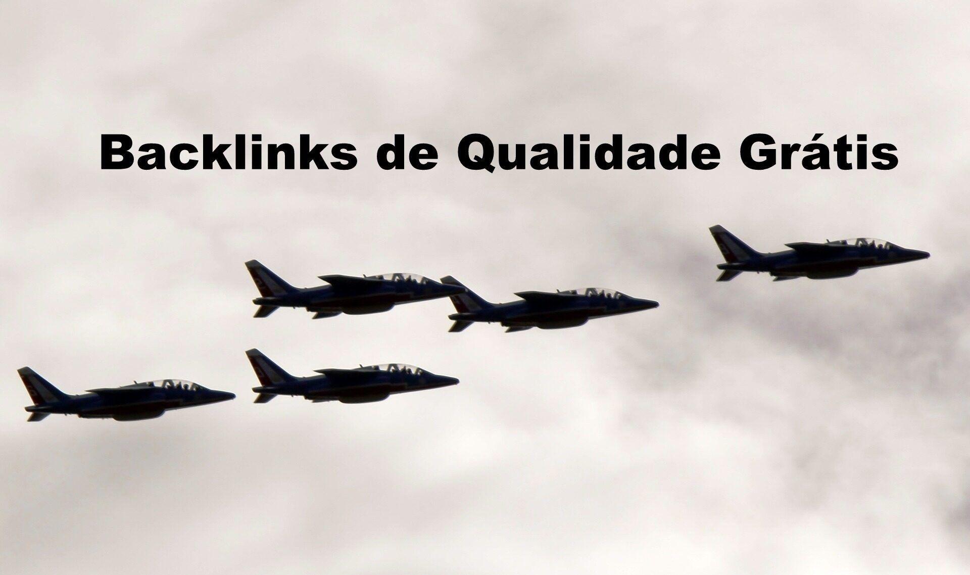 backlinks de qualidade grátis