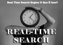 Real-Time-Search-Engine