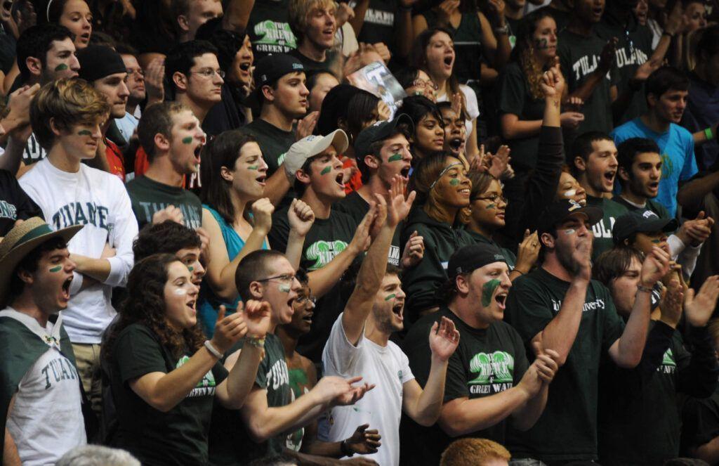Basketball-Fans