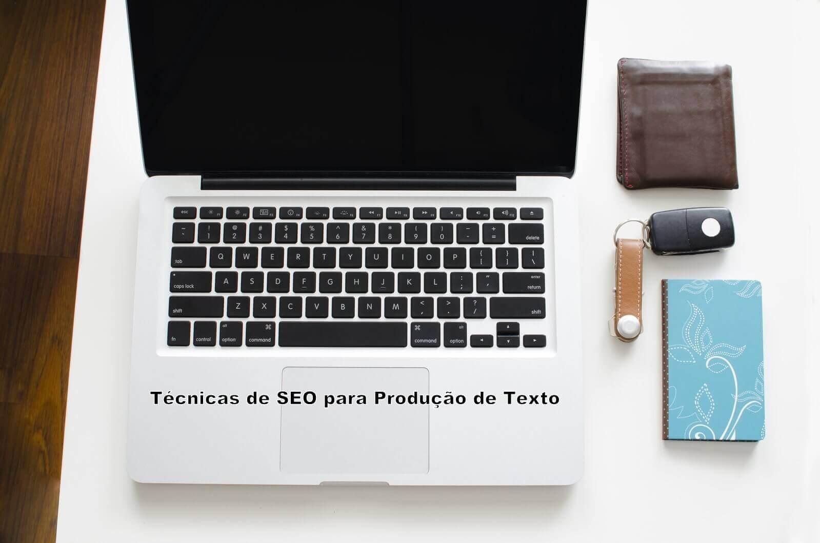 Técnicas de SEO e Produção de Texto – Passo a Passo SEO