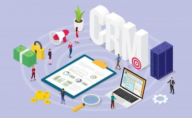 Estratégia de CRM em vendas