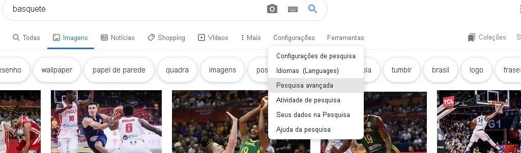 google imagens busca