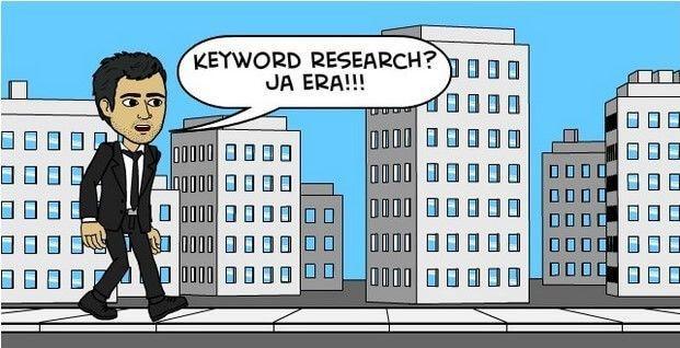 Como fazer Keyword Research nível Foda!