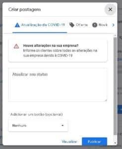 Para que serve o Google meu negócio?