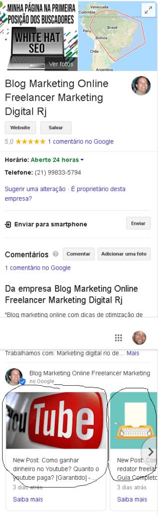 google meu negócio gratuito