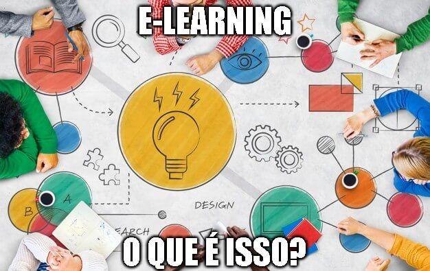 E-learning o que fazer com isso?