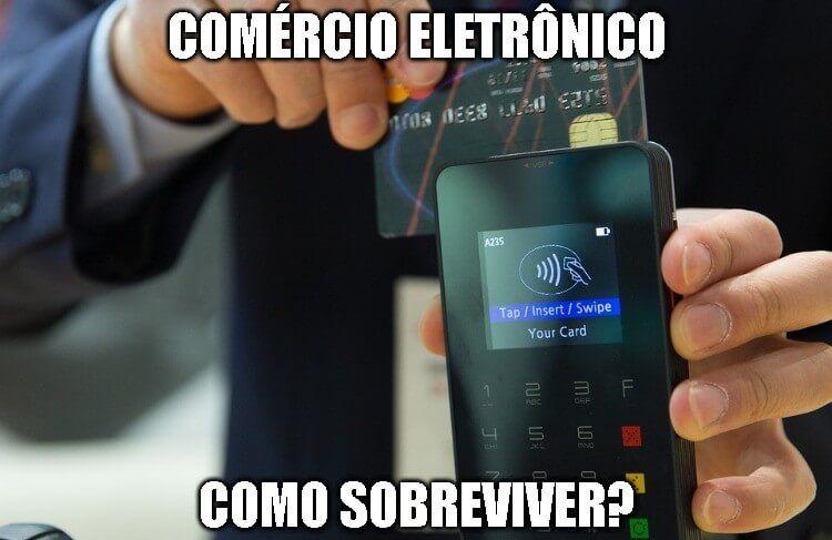 A elite brasileira do comércio eletrônico