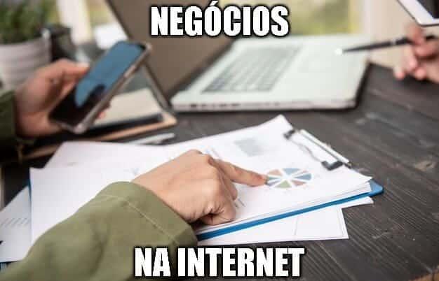 negocios na internet