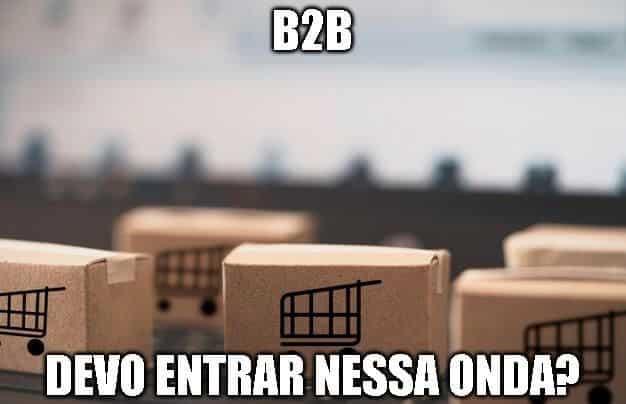 comercio B2B no varejo