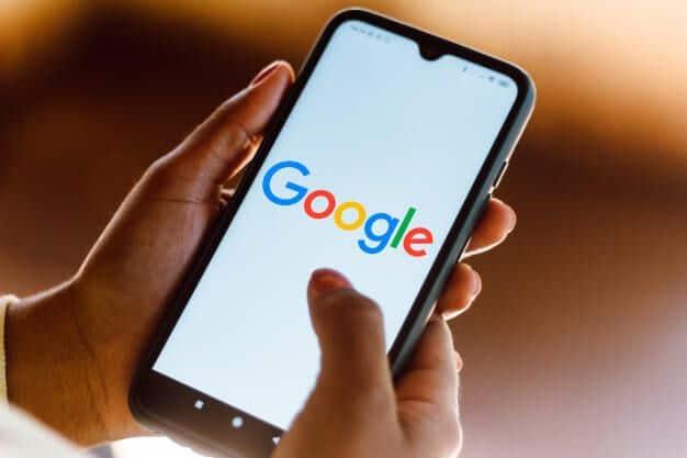 1 pagina google